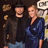 Jason Aldean and Brittany Kerr Are Going to Be Parents Again! See the Adorable Announcement