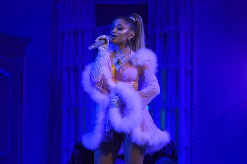 "Ariana Grande Teases ""Positions,"" Coming Next Week"