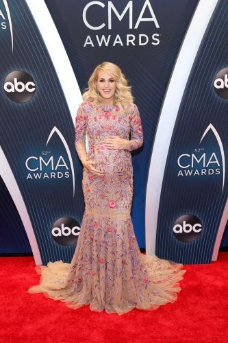 We Can All Learn From Carrie Underwood's Powerful Insta Post on Her Post-Baby Body