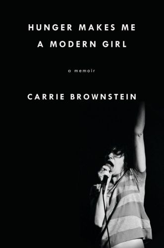 Carrie Brownstein's Book Cover Art Has Arrived