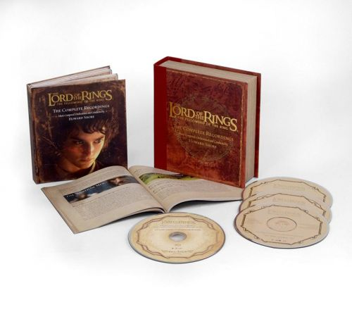 Lord of the Rings: The Fellowship of the Rings soundtrack coming to vinyl in new box set