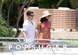 Nick Jonas and Priyanka Chopra Make a Splash During a Fun-Filled Day at Sea in Miami