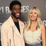 Chadwick Boseman Took a 21 Bridges Pay Cut to Ensure Sienna Miller Was Compensated Fairly