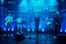 Franz Ferdinand Deliver a Driving Performance of 'Lazy Boy' on Seth Meyers: Watch