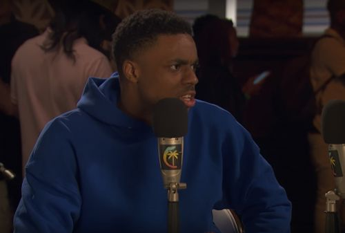 "Vince Staples Calls R. Kelly a ""Piece of Fucking Shit. Child Molester"""
