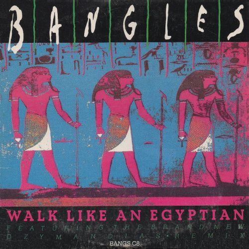 "The Number Ones: The Bangles' ""Walk Like An Egyptian"""