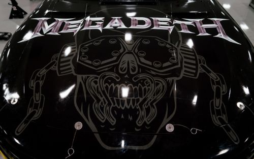 MEGADETH And GIMME RADIO Partner With RICHARD CHILDRESS RACING