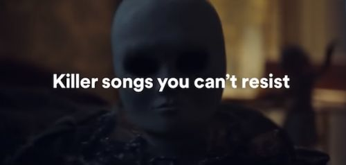 This Spotify Commercial Has Been Banned In The UK For Being Too Scary