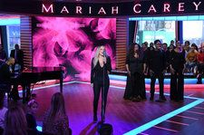 Mariah Carey Performs 'With You,' Discusses the 'Glitter' Revival On 'Good Morning America': Watch