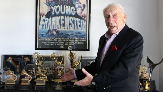 Mel Brooks Says It's His Job 'To Make Terrible Things Entertaining'