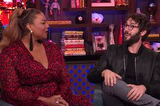 Watch Queen Latifah & Josh Groban Discuss Katy Perry, Aretha Franklin and More on 'Watch What Happens Live'