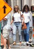 When It Comes to Sandals, Jennifer Aniston Has a Type, and These Aren't It