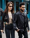 Bella Hadid's B-Day Top Is So Sexy, We Don't Blame The Weeknd For the Impromptu Smooch