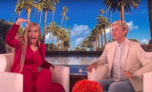 Cardi B Is the Perfect Match for Ellen's Relentless Optimism