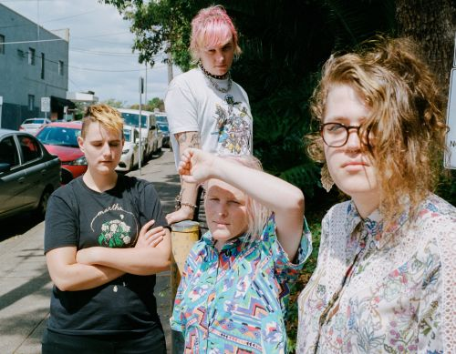 """Sports Bra's New Power Pop Gem """"Survival"""" Is An Ode to Trans Rights"""
