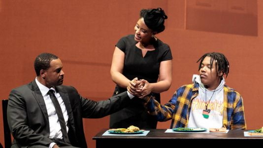 New Opera 'Blue' Takes On The Tragedy Of Police Brutality