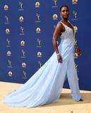 Issa Rae Took Cinderella's Gown, Added Pants, and Rocked the Hell Out of It at the Emmys