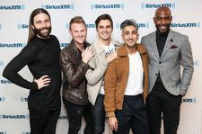'Queer Eye' Cast Channels Beyonce for Beychella-Inspired 'Lip Sync Battle' Pic