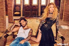 Shakira & Maluma Debut in Top 20 on Hot Latin Songs With 'Clandestino'