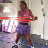 Serena Williams's Intense TikTok Workout Is a Reminder That She's the GOAT, No Question