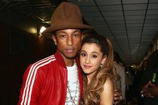 Pharrell on Working With Ariana Grande on 'Sweetener': 'She Really Unzipped'
