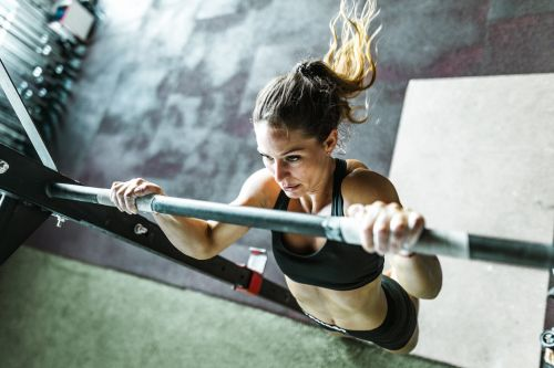 Partial Reps Aren't a Shortcut, They Can Intensify Your Strength-Training Workout