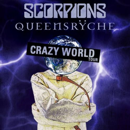 SCORPIONS Announce U.S. Shows With QUEENSRŸCHE