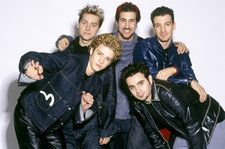 *NSYNC Teases Cryptic 'Dirty Pop-Up' In Los Angeles