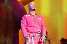 J Balvin Headlining Lollapalooza Marks a Significant Moment for Latin Music at U.S. Festivals