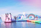 You Can Actually Visit This Floating Unicorn Playground, and My Inner Child Is SCREAMING