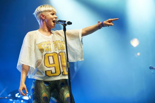 Robyn Fights Like Hell for Optimism on 'Honey'
