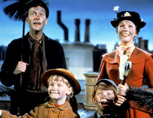 This Theory About Mary Poppins and Bert's Relationship Will Completely Change Your Childhood