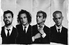 The 1975 Unleash Glistening Electro-Pop Bop 'TOOTIMETOOTIMETOOTIME': Listen