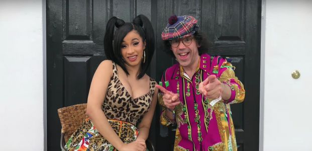Cardi B's Nardwuar Interview Is a Meeting of Titans, Obviously