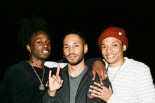 Kaytranada Links With Little Brother Lou Phelps & Toronto Rapper Jazz Cartier on 'Come Inside'