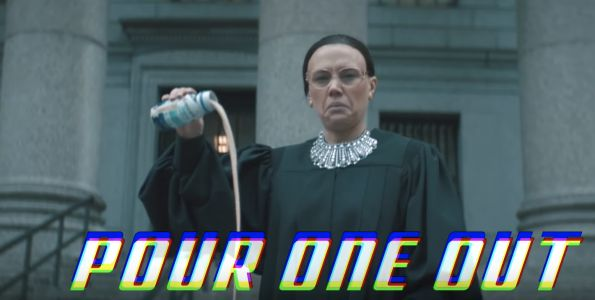 Watch SNL Parody Sheck Wes With Ruth Bader Ginsburg Rap Video