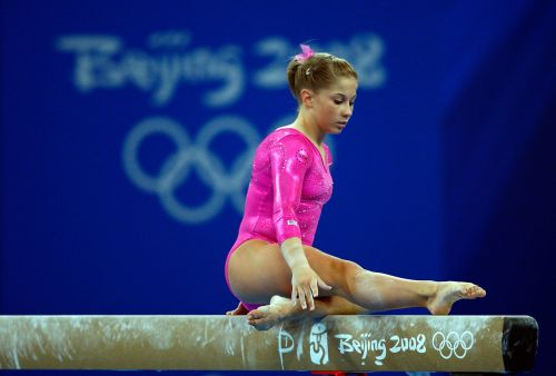 """Shawn Johnson Would """"Go to Any and All Costs"""" to Maintain a Perfect Body in Gymnastics"""