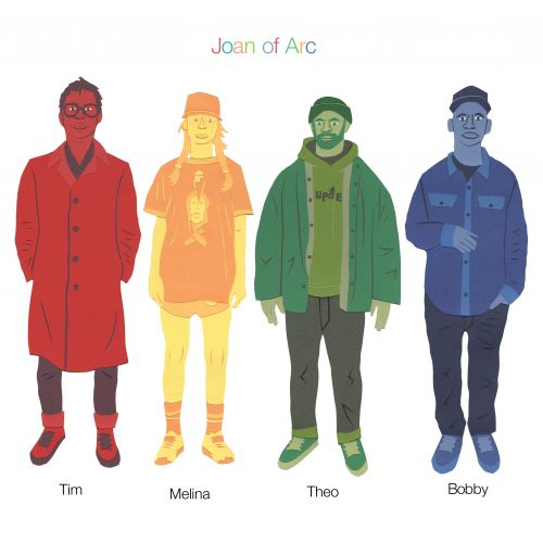 Joan Of Arc Announce Final Album