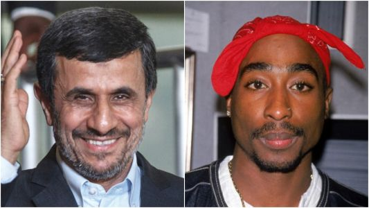 Mahmoud Ahmadinejad Is Tweeting Tupac Lyrics Now