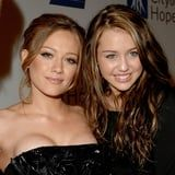 """Miley Cyrus Thanks Hilary Duff For Inspiring Hannah Montana: """"I Just Wanted to Copy You"""""""