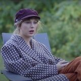 "Taylor Swift Swaps ""High Heels on Cobblestones"" For Plaids and Pops of Color in Folklore Film"