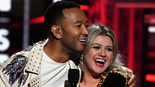 """John Legend reworks problematic """"Baby It's Cold Outside"""" on new holiday album: Stream"""