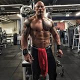Dwayne Johnson Shows Off His Chiseled Abs After 18 Weeks of Training For Hobbs and Shaw