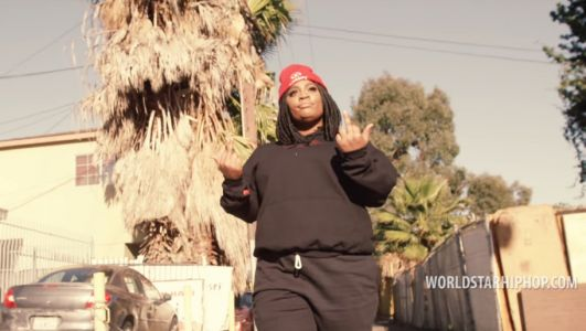 "Kamaiyah - ""The Wave"" Video"