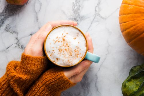 Breaking Out More Than Normal? Your Pumpkin Spice Latte Might Be to Blame