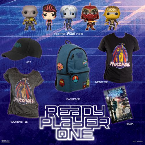 Win a Ready Player One Prize Pack, Including 4DX Theater Tickets