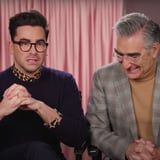 Dan Levy Thinks Every Father Should Give Their Son the Unwavering Support Eugene Gives Him