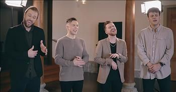 Anthem Lights Hymn Medley 'His Eye Is On The Sparrow /'Tis So Sweet'