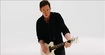 'I'm Gonna Let It Go' Jason Gray Official Music Video