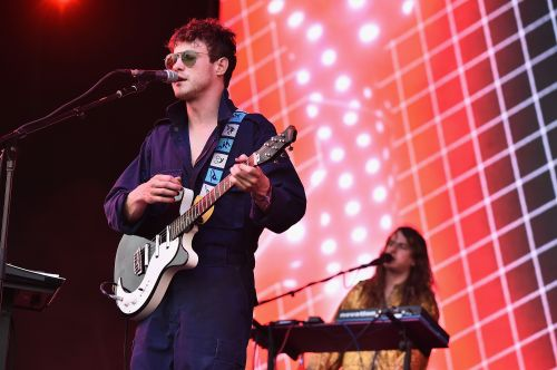 "MGMT Tease New Single ""Little Dark Age"""